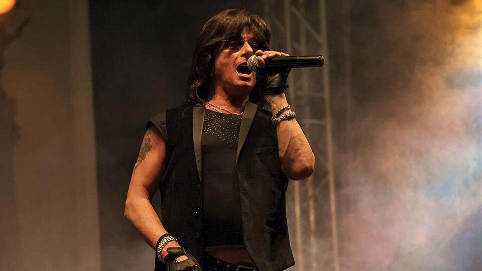 Экс-вокалиста Deep Purple не пустили в Россию