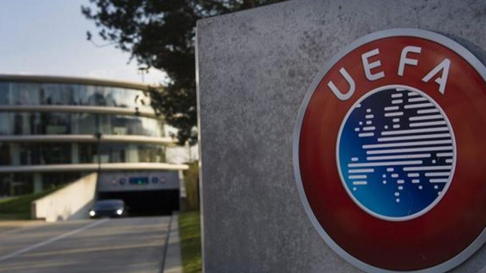УЕФА просит доиграть чемпионаты стран Европы