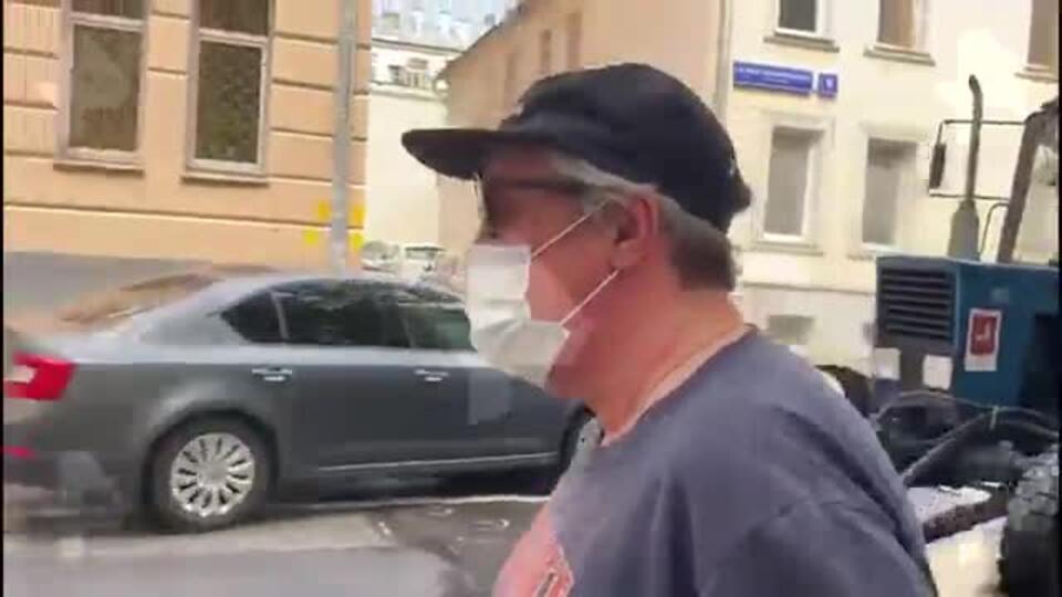 Семья погибшего в ДТП Захарова опубликовала переписку с Ефремовым