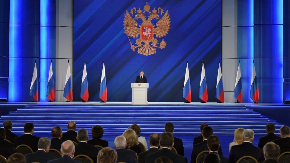 Политолог назвал главный сигнал Западу в послании Путина