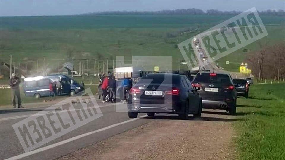 Суд арестовал виновника ДТП с детьми на Ставрополье