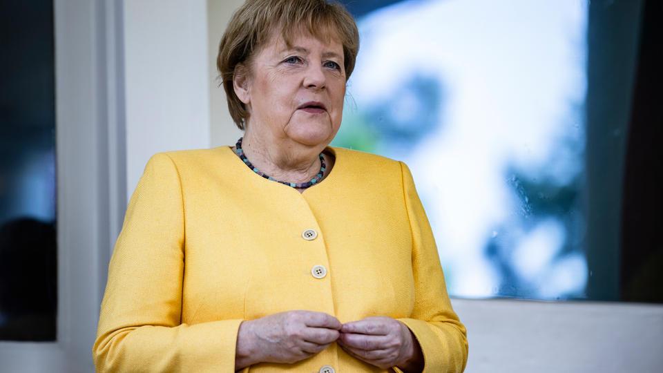 """Меркель обрадовалась компромиссу с США по """"Северному потоку — 2"""""""