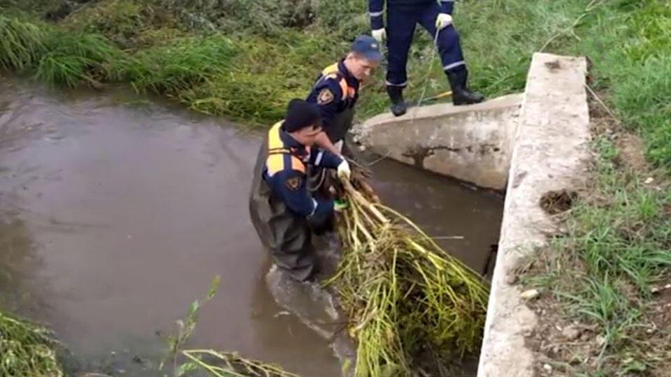 Последствия урагана устраняют в Приморье
