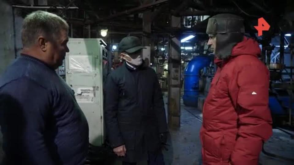 Кожемяко контролирует ход восстановительных работ в Приморье