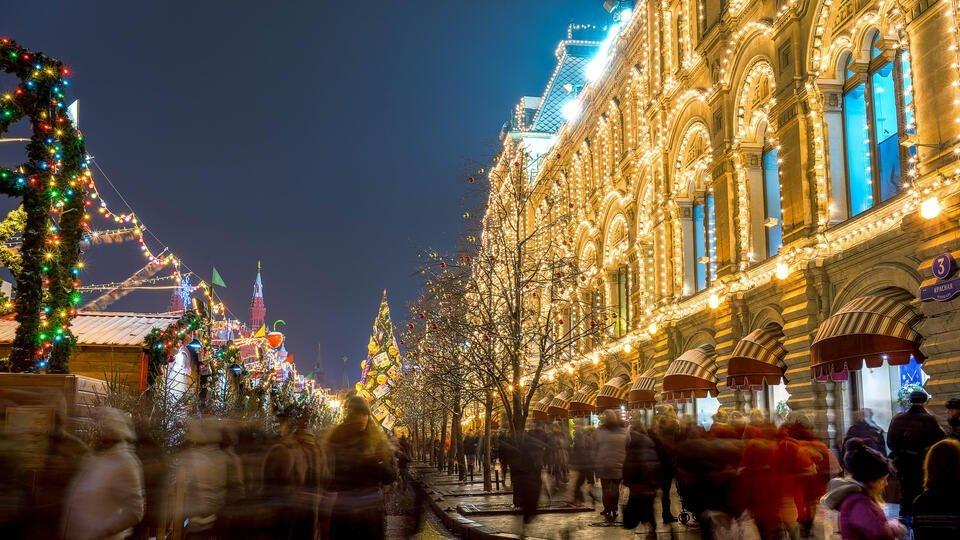 31 декабря предложили сделать выходным днем в Москве и Подмосковье