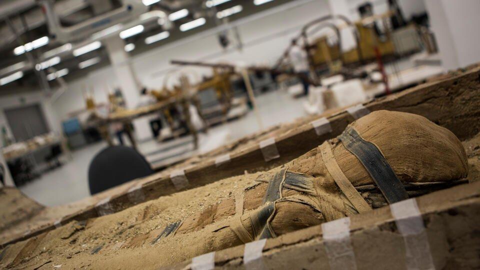 Ученые смогли воссоздать голос египетской мумии