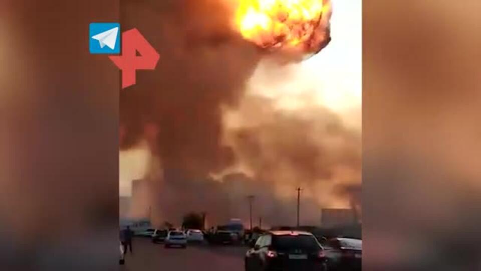 РЕН ТВ публикует список пострадавших при взрыве на АЗС