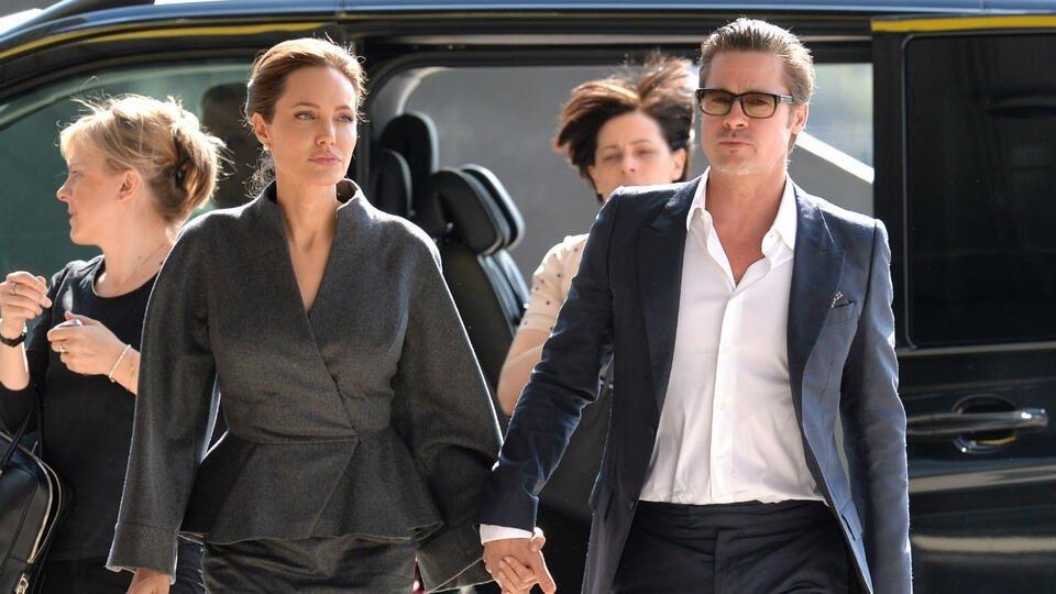 Брэд Питт о судах с Анджелиной Джоли: Она зашла слишком далеко
