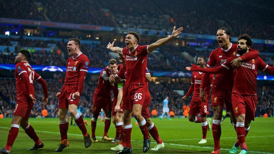 """""""Ливерпуль"""" осудил фанатов, праздновавших чемпионство в центре города"""