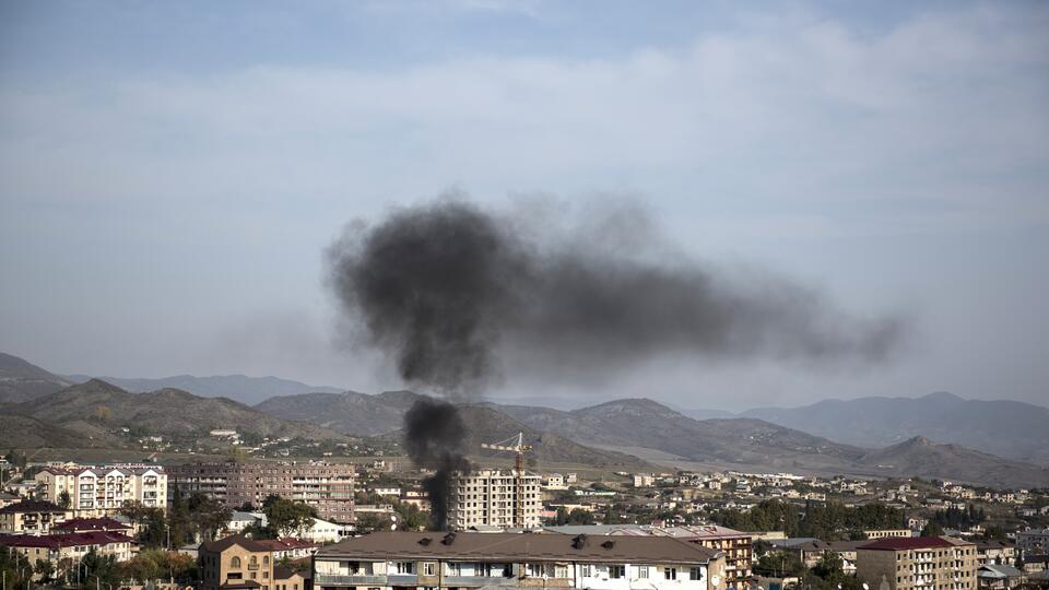 МИД Армении: миротворцы в Карабахе закрепили бы режим прекращения огня