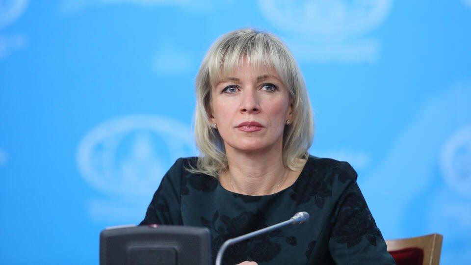 """Захарова назвала """"фокусами"""" высылку российских дипломатов из Чехии"""