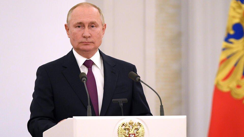 Путин назвал главной проблемой власти подъем доходов россиян