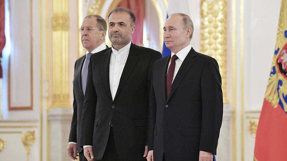Иран заинтересован в российском оружии