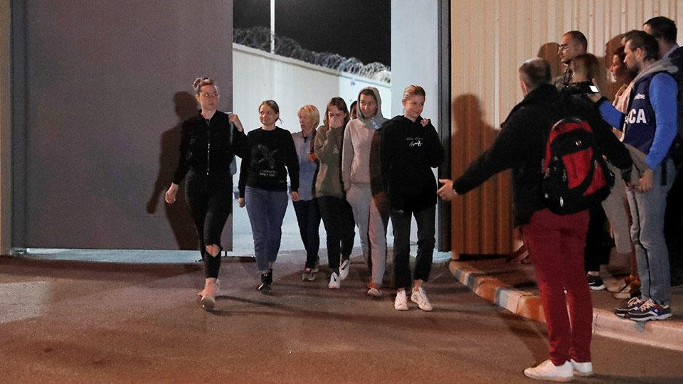 В Белоруссии из-за переполненности СИЗО отпускают задержанных