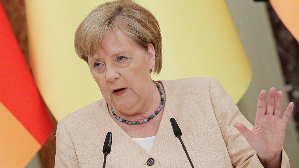 В Киеве рассказали, как Меркель наплевала на Украину