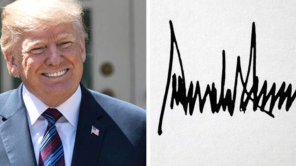 Трамп предложил продать свой автограф на eBay за 10 тысяч долларов