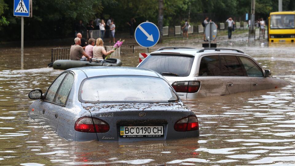 Украинцев предупредили об угрозе ада из-за изменения климата
