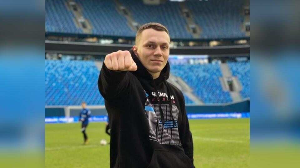Полиция прокомментировала задержание бойца Артема Тарасова