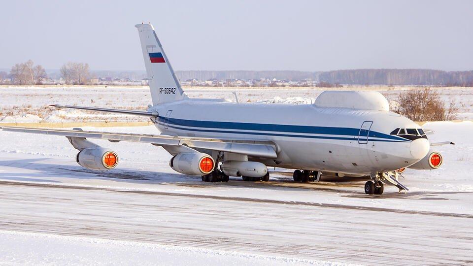"""В ОАК рассказали, какое оборудование украли с """"самолета Судного дня"""""""
