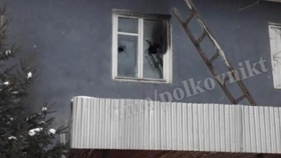 Виталий Дрозденко швырнул в полицейский участок коктейлем молотова
