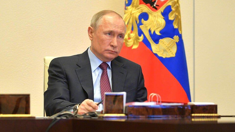 Путин призвал подготовиться к возможности второй волны коронавируса