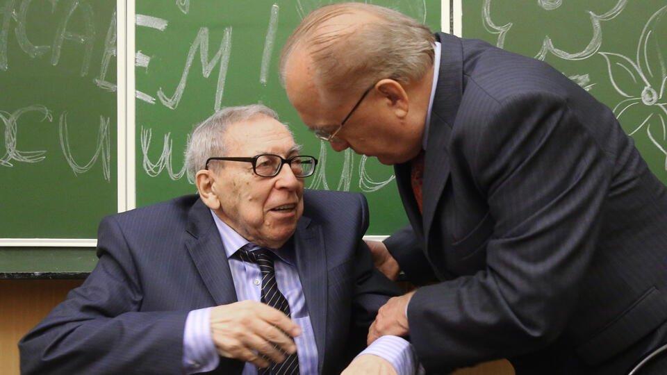Садовничий назвал Засурского мерилом и эталоном журналистики