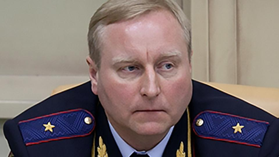 Попытка взятки в 100 млн: генералу Мельникову утяжелили обвинение