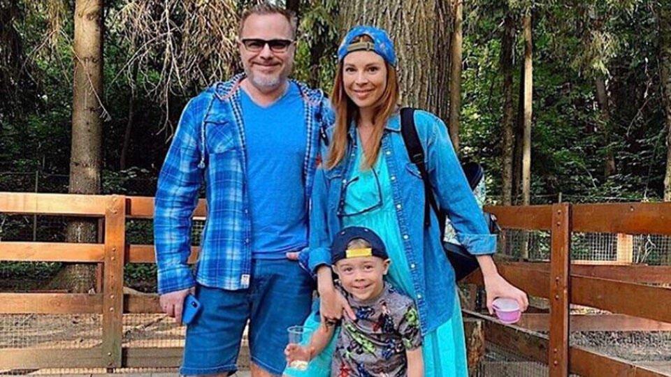 Владимир Пресняков и Наталья Подольская ждут второго ребенка