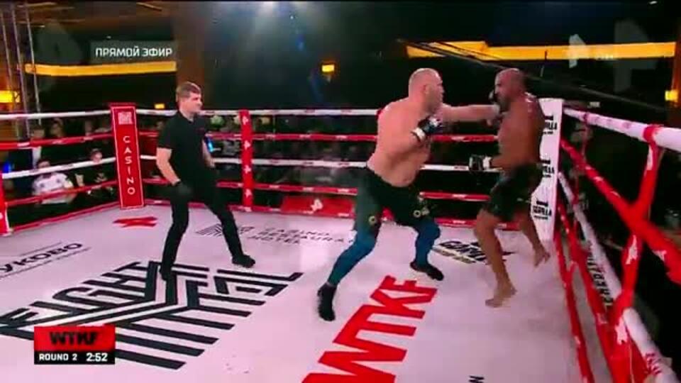 Боксер Лебедев о победе Харитонова над Родригесом: Все было сразу ясно