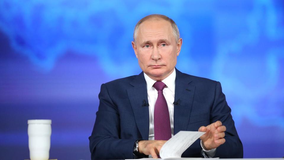Путин подписал указ о выплате по 10 тысяч семьям с детьми