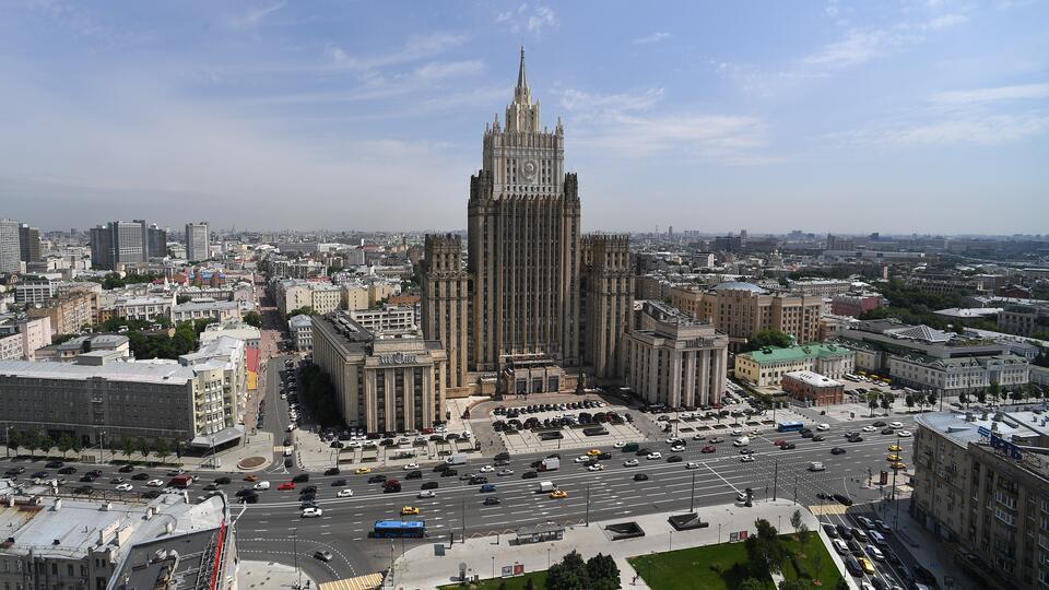 МИД РФ обещал зеркально ответить на высылку дипломатов из Словакии