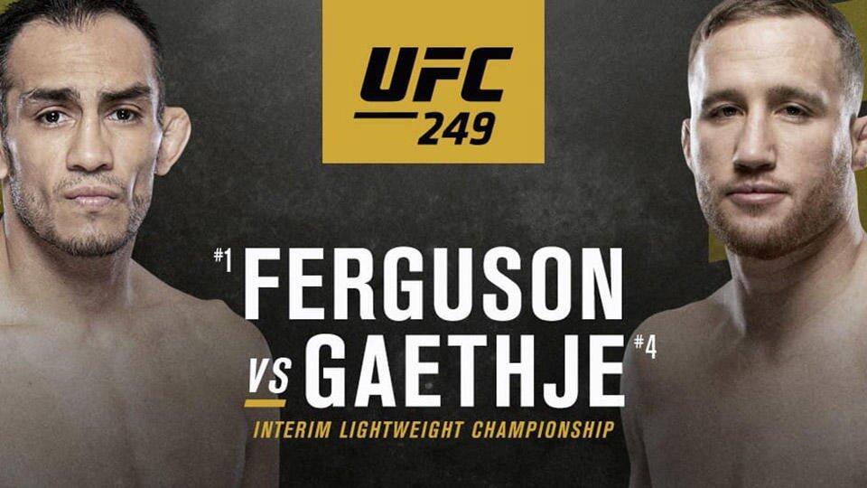 Лучшие бои последнего турнира UFC 249