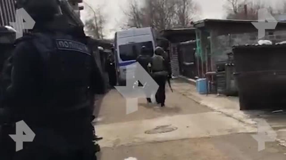 Стрелок из элитного поселка под Москвой был судим еще в СССР