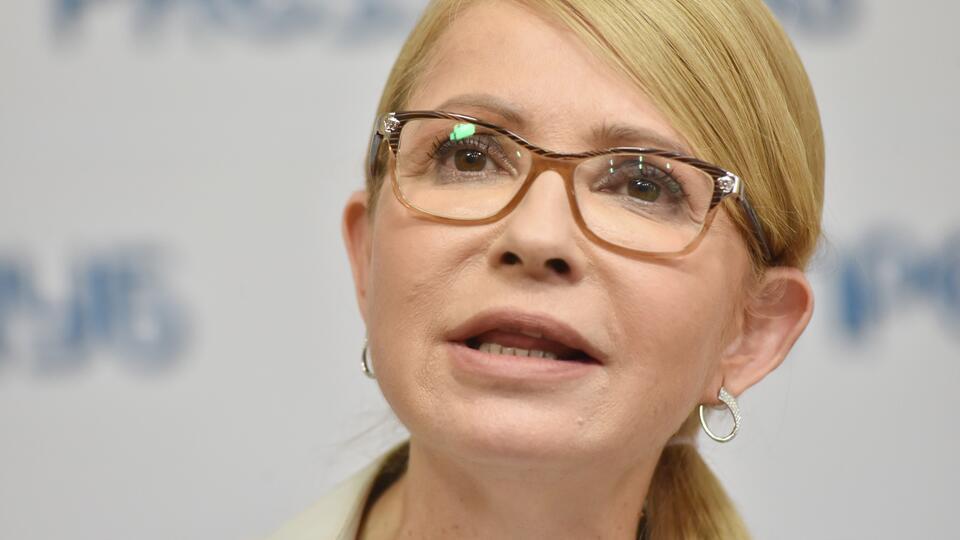 Юлия Тимошенко заразилась коронавирусом