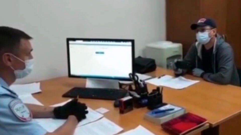 Задержан отец, устроивший гонки с сыном на электросамокате в Москве