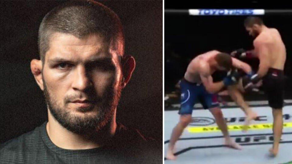 Хабиб Нурмагомедов возглавил рейтинг лучших бойцов UFC