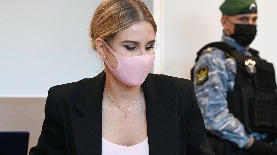 Суд приговорил Любовь Соболь к 1 году и 6 месяцам ограничения свободы