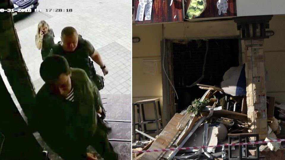 Стали известны подробности о возможном соучастнике убийства Захарченко