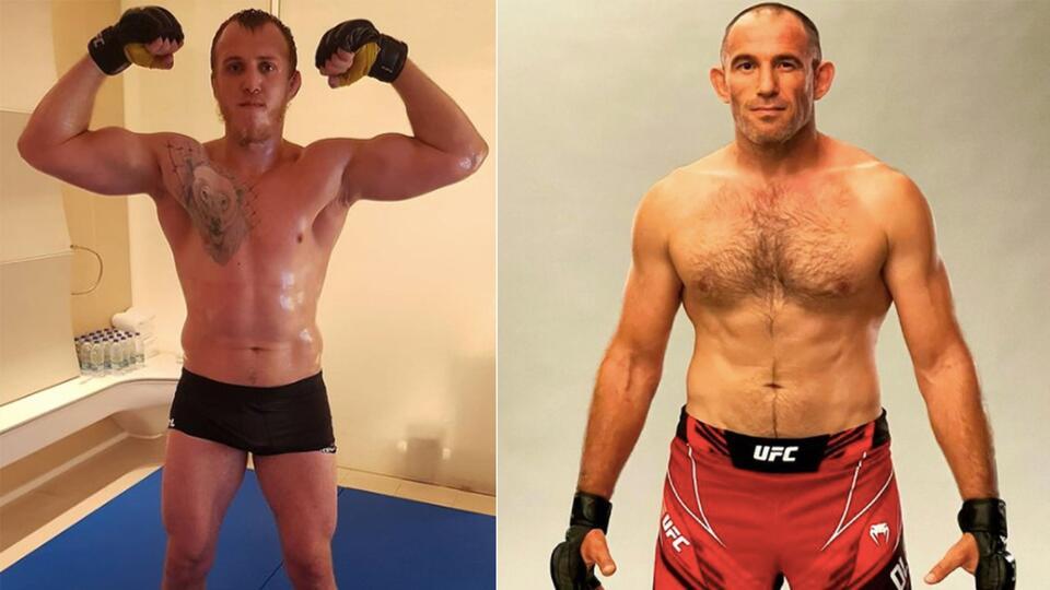 Олейник - Спивак: прогноз на бой UFC