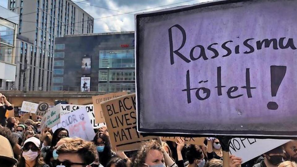 В акциях протеста в Берлине пострадали 28 полицейских