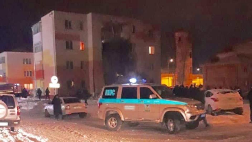 Несколько человек пострадали при взрыве газа под Белгородом