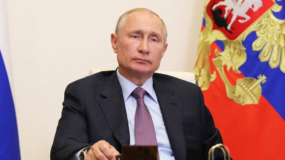 Путин заявил о незаконности санкций США против Сирии