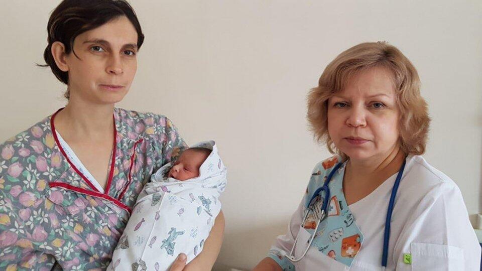 В Подмосковье 33-летняя женщина родила 11-го ребенка