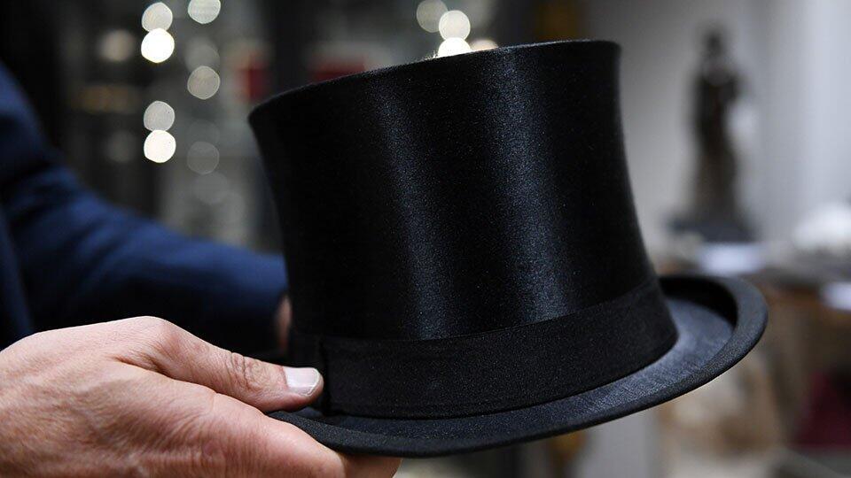 Шляпа Гитлера уйдет с аукциона