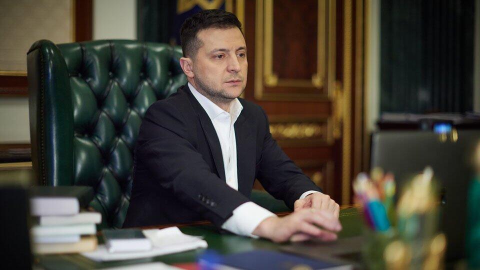 Украинцы перестали доверять Зеленскому