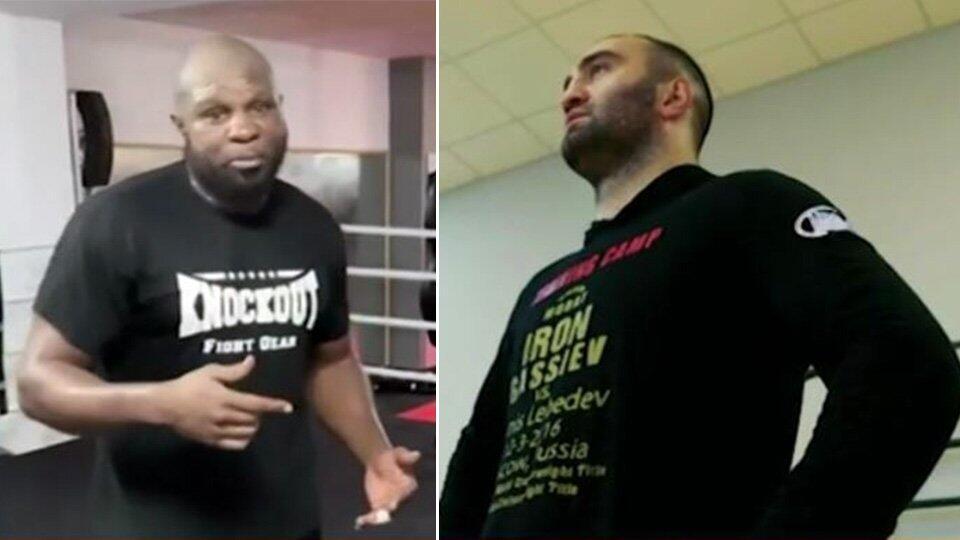 Гассиев пригласил дерзкого боксера из США в Северную Осетию