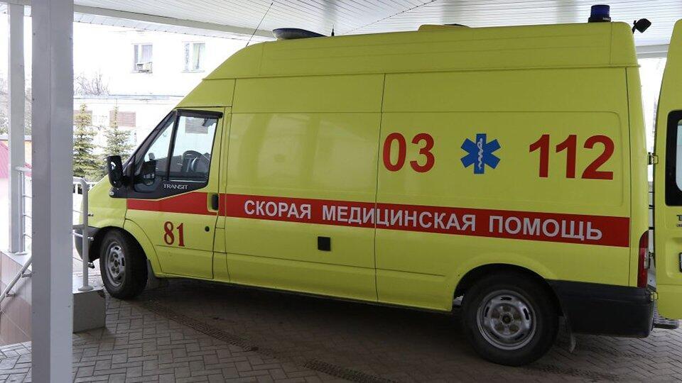 В ДТП с перевернувшимся автобусом под Воронежем пострадали украинцы
