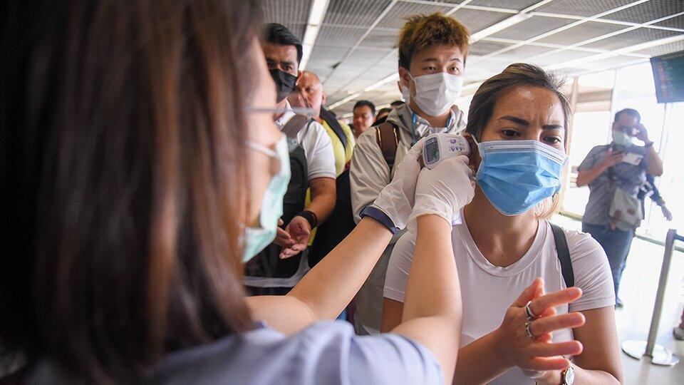Число заболевших коронавирусом в Китае возросло до 2835, погибших – 81