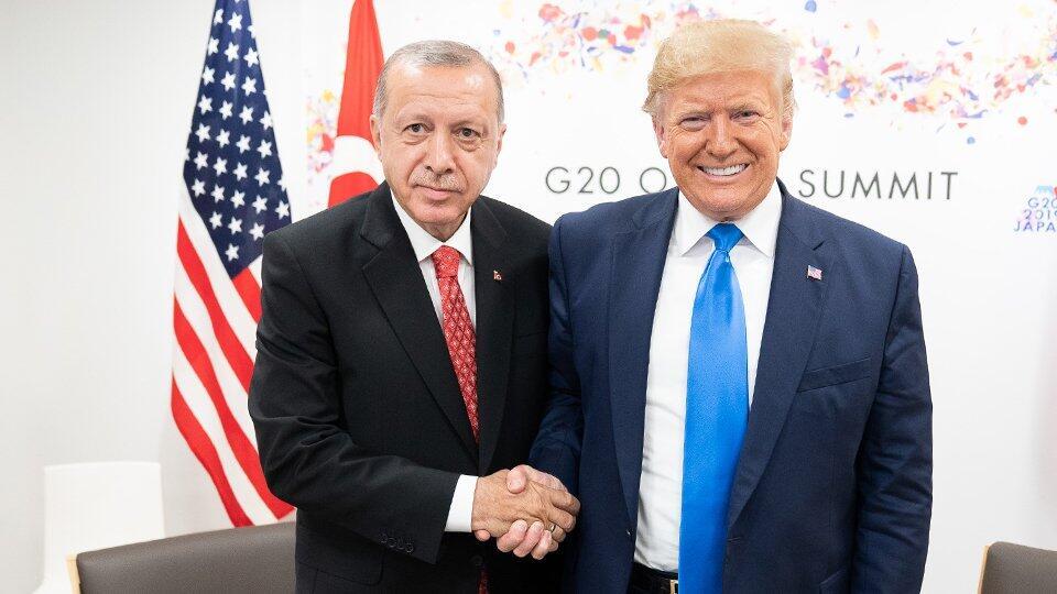 Дядя Сэм и дядя турок Эрдоган. Эдуард Лимонов
