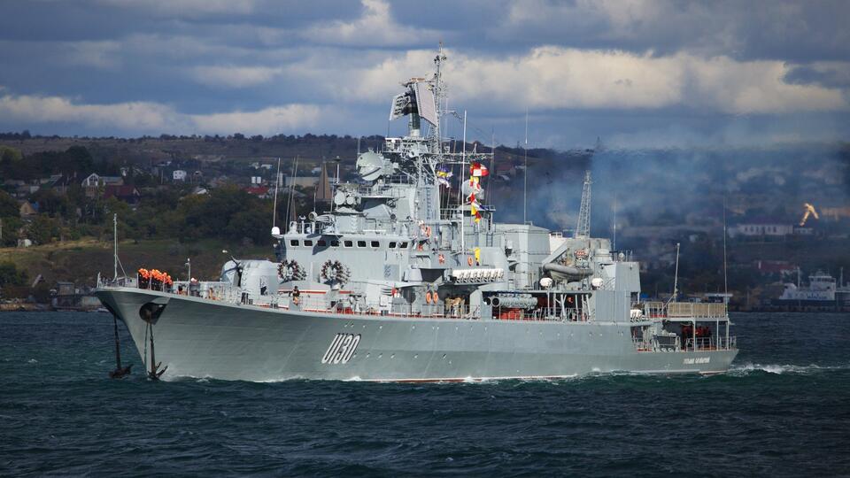 Флагман украинского флота уличили в небоеспособности